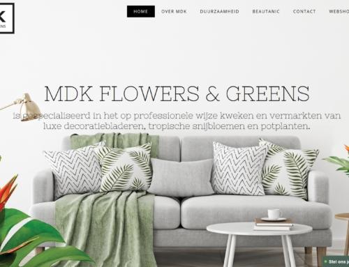 MDK lanceert nieuwe website